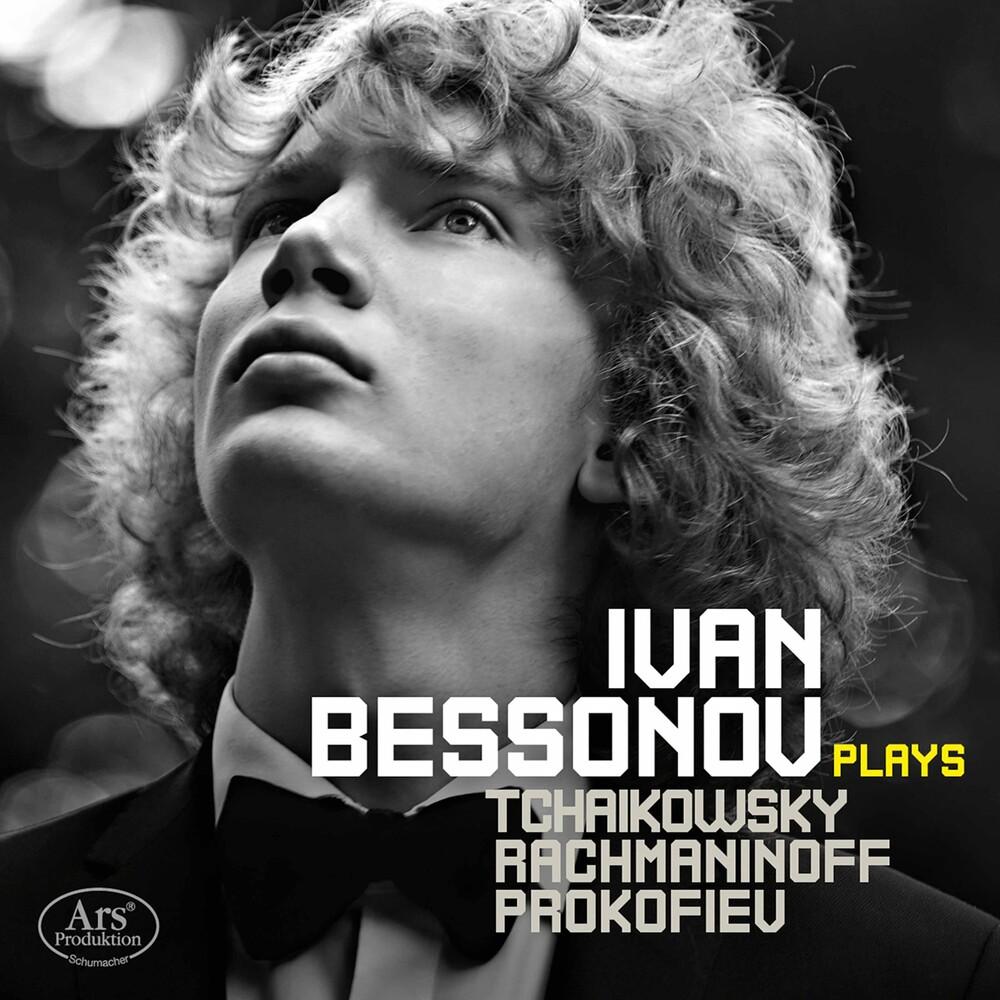 Iprokofiev / Bessonov - Ivan Bessonov Plays