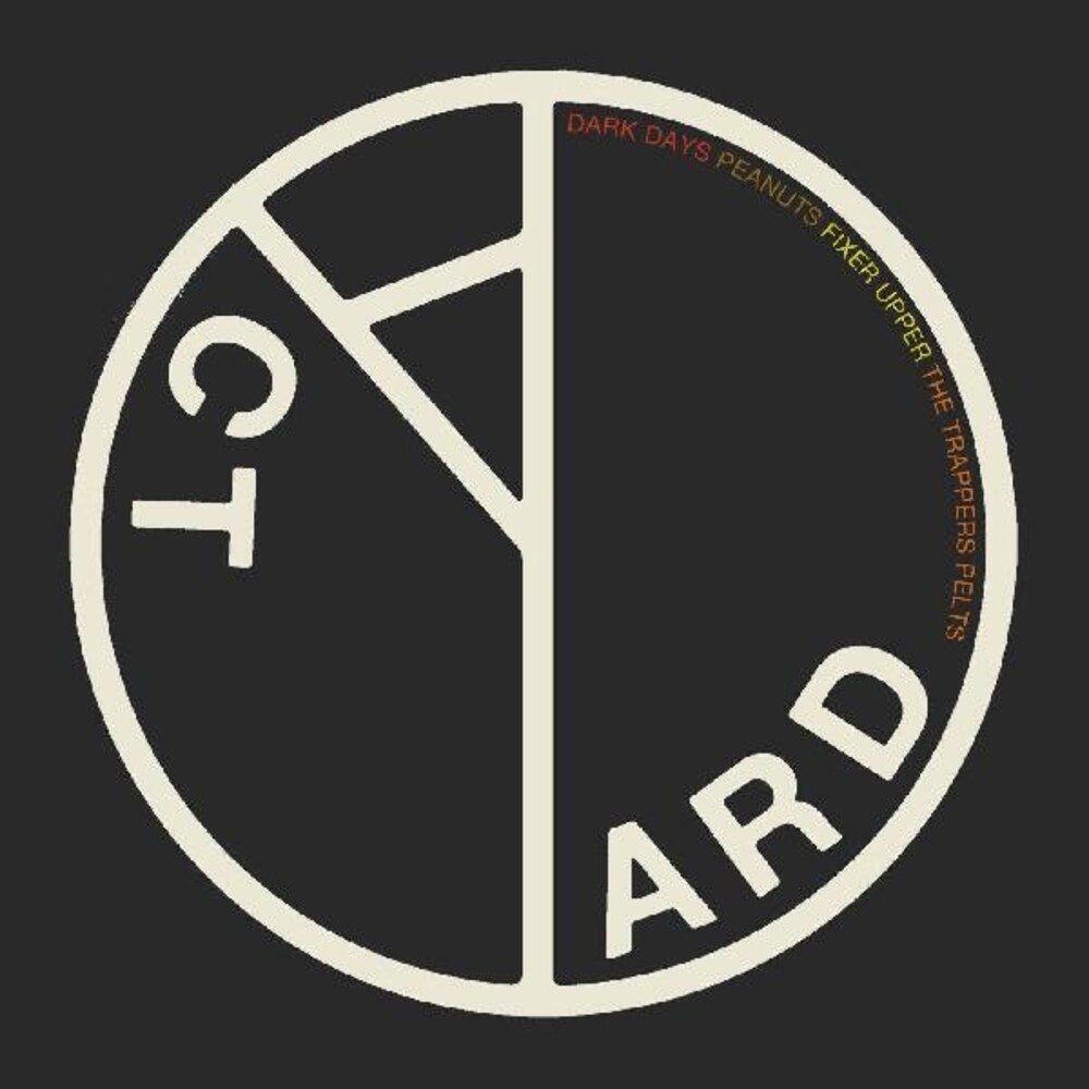 Yard Act - Dark Days [Colored Vinyl] [Limited Edition] (Red)