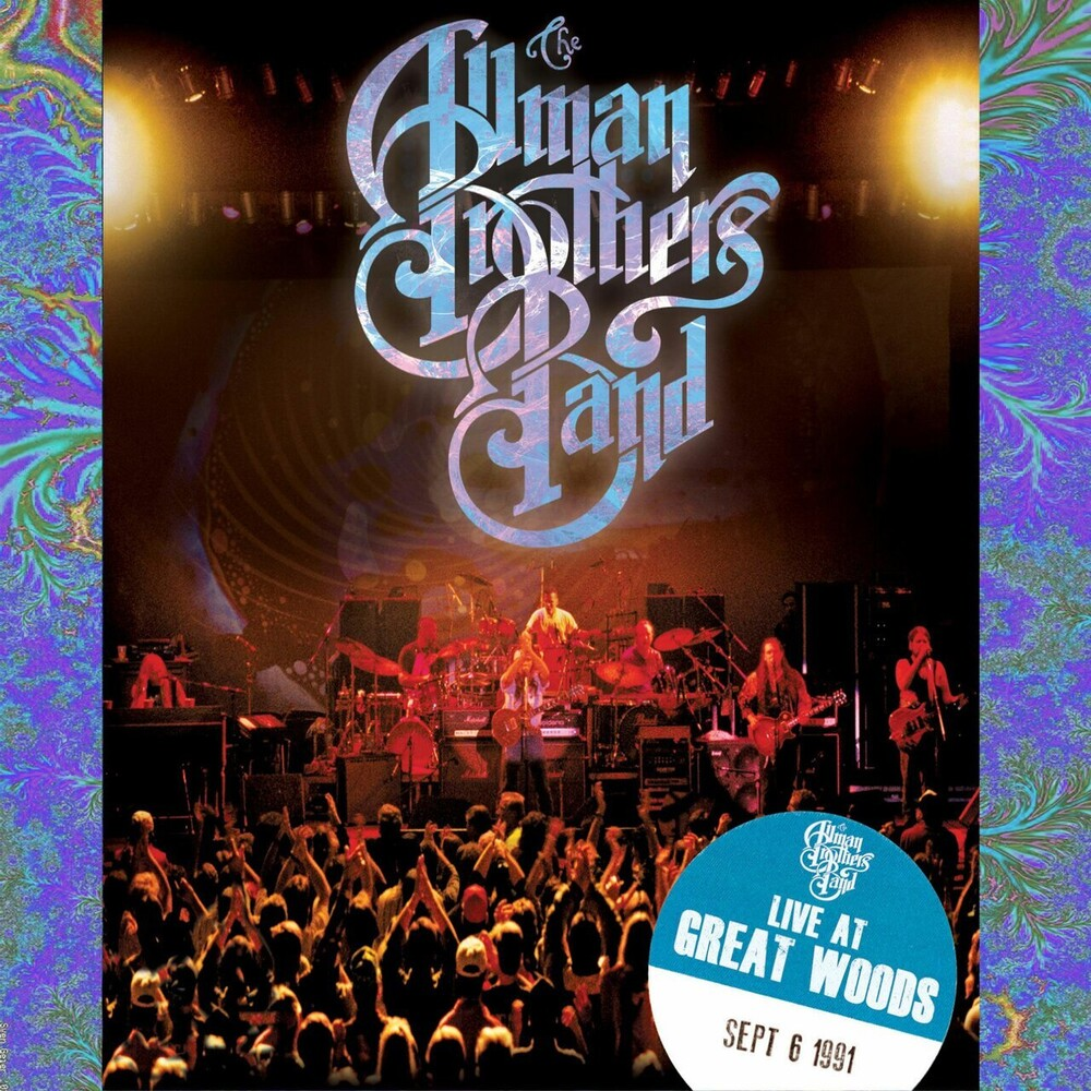 - The Allman Brothers Band: Live at Great Woods