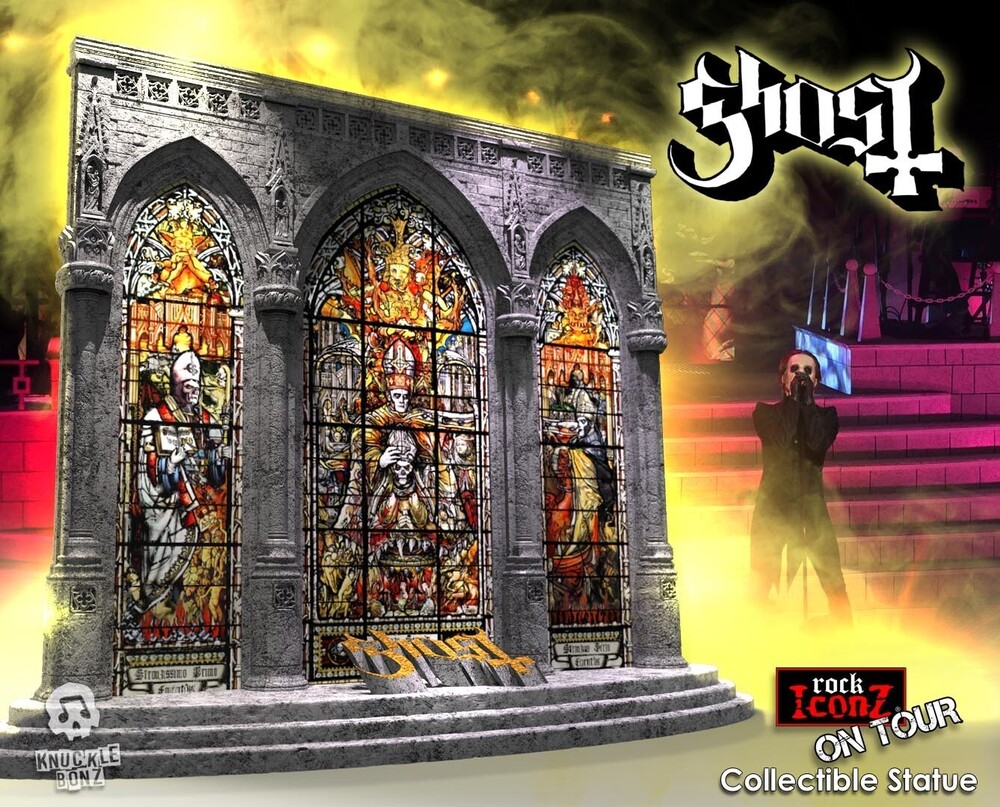 Knucklebonz - Knucklebonz - Ghost (Stage Set) On Tour Series Collectible
