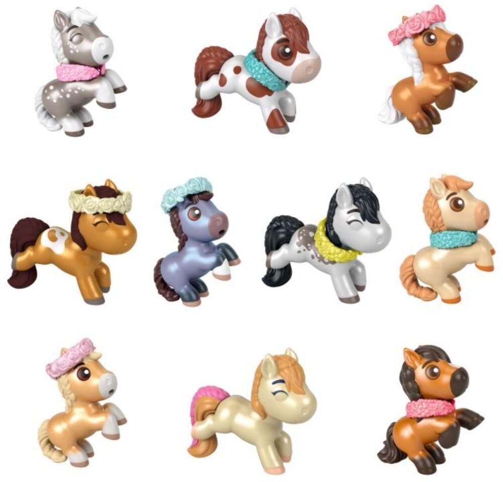 Spirit - Mattel - Spirit Precious Ponies Assortment