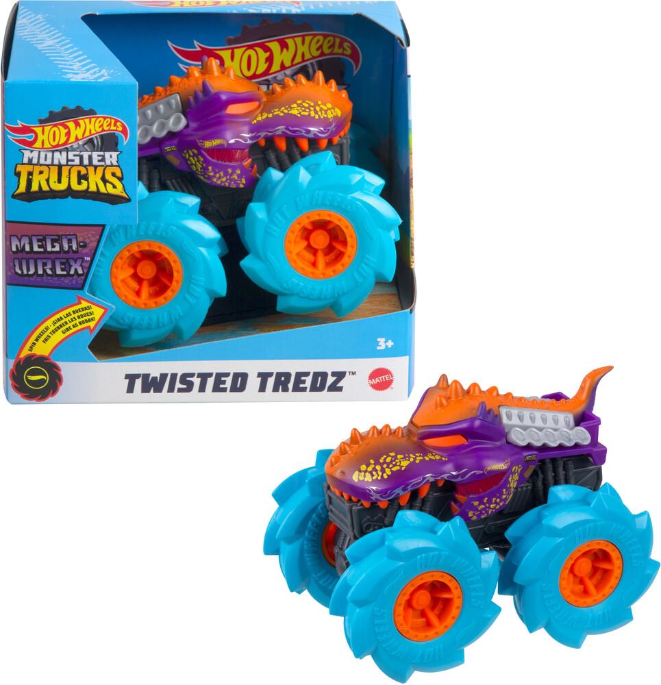 - Mattel - Hot Wheels Monster Trucks 1:43 Mega Wrex