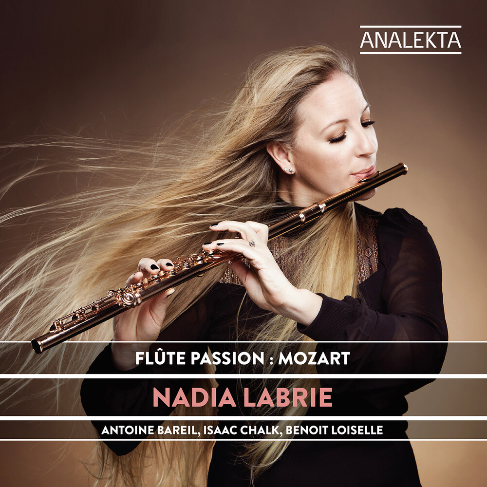 Nadia Labrie - Flute Passion