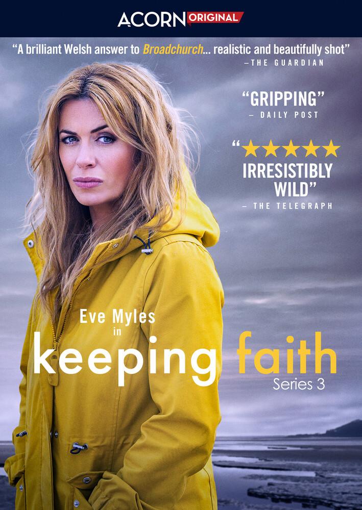 Pip Broughton - Keeping Faith Series 3 Dvd (2pc) / (2pk)