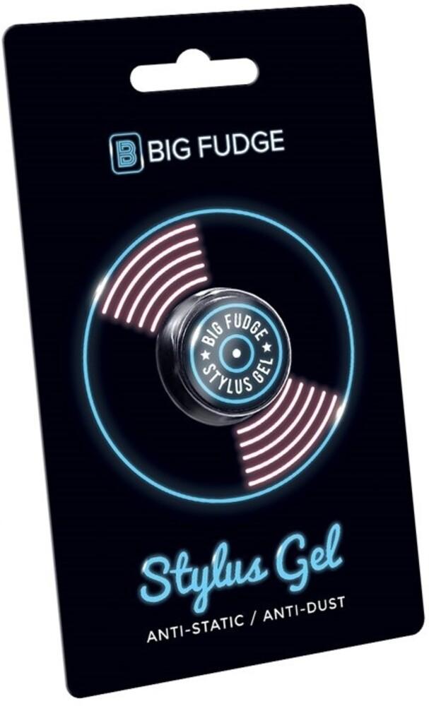 - Big Fudge Bfsg101us Trntbl Stylus Cleaning Gel