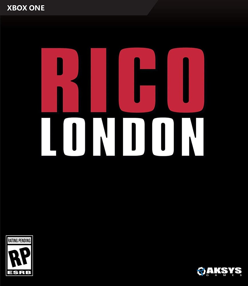 - Xb1/Xbx Rico London
