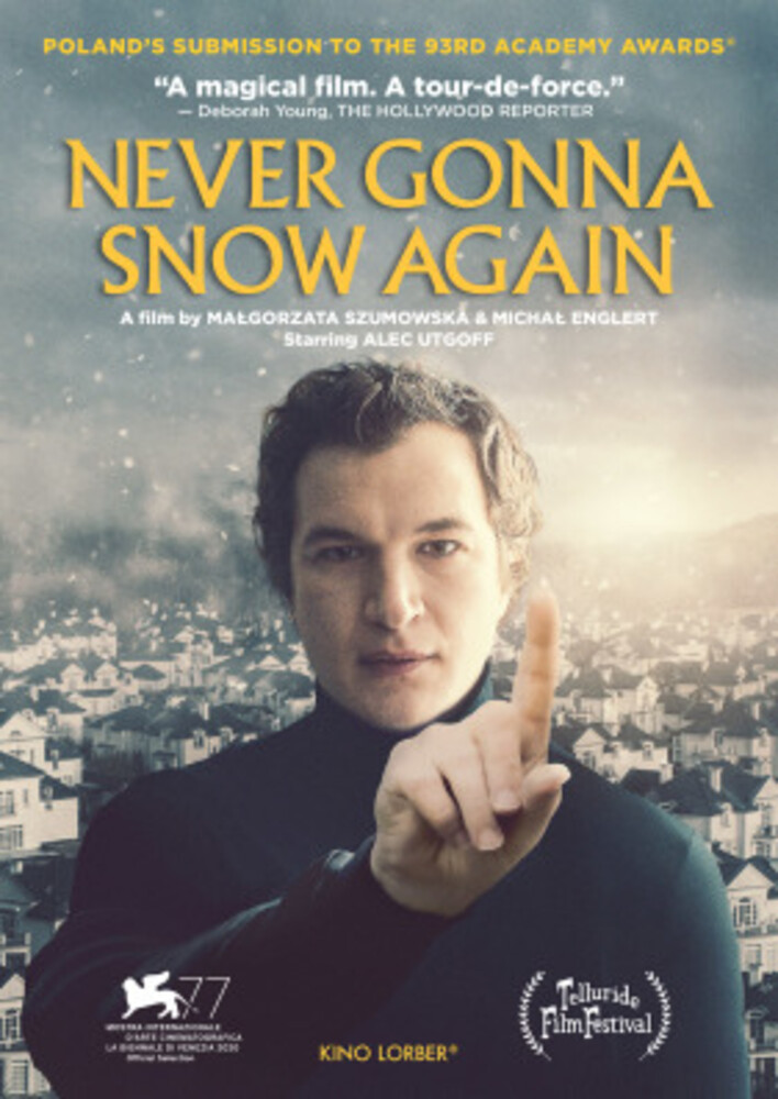 - Never Gonna Snow Again (2021)