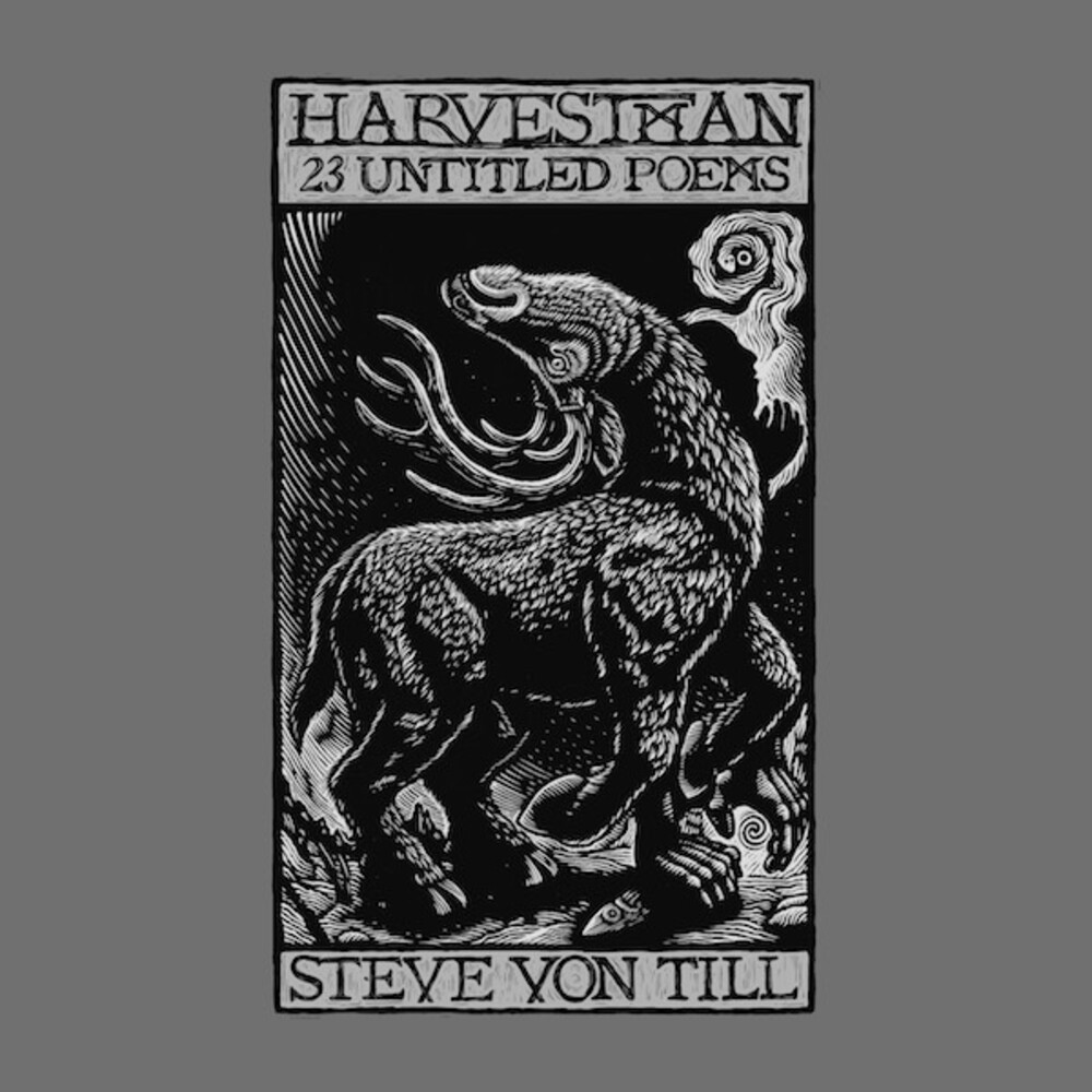 Von Steve Till - Harvestman - 23 Untitled Poems