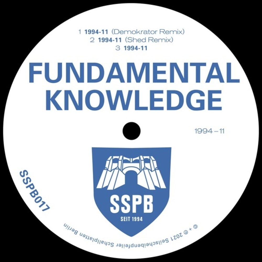 Fundamental Knowledge - 1994-2011 [Limited Edition] (Uk)