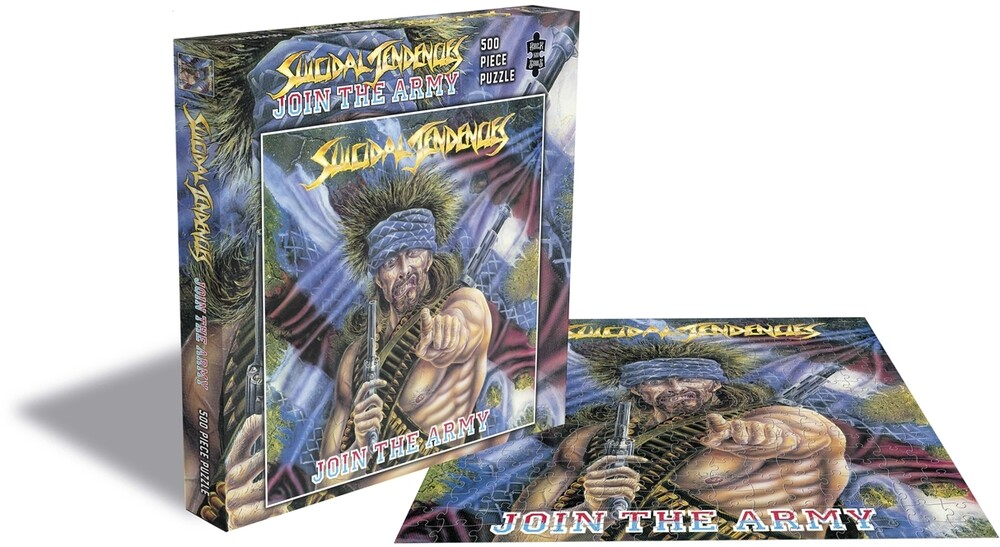 - Suicidal Tendencies Join The Army (500 Pc Puzzle)