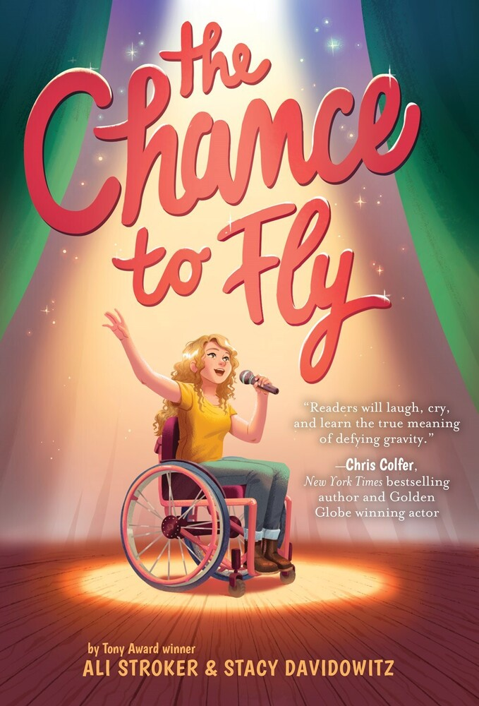 Ali Stroker - Chance To Fly (Hcvr)