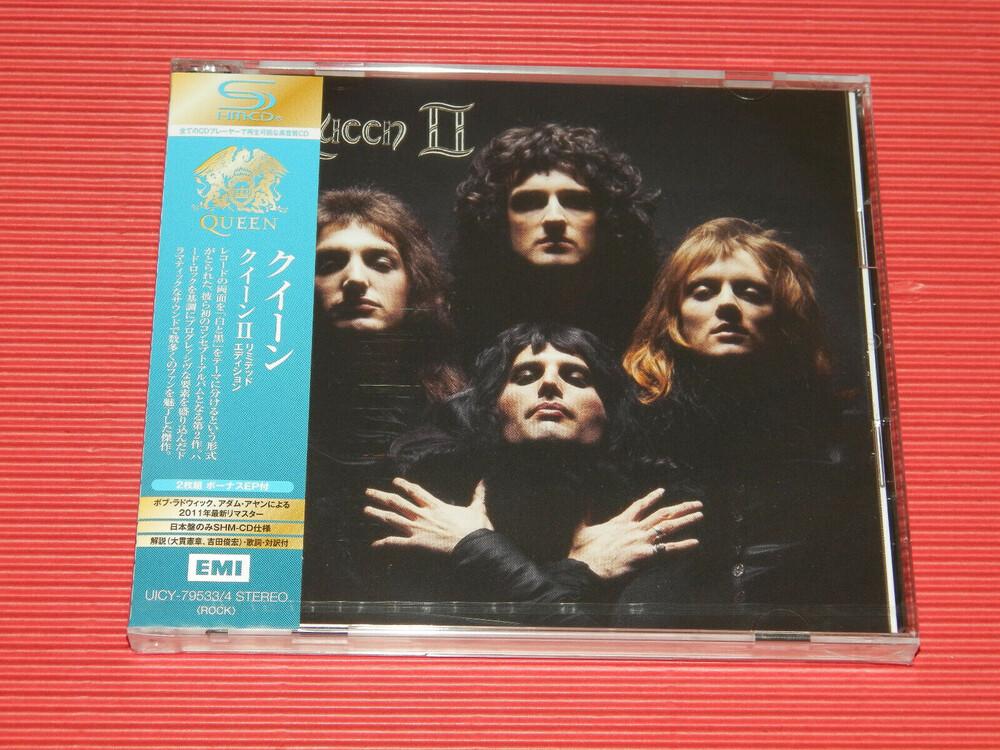 Queen - Queen 2 [Deluxe] [Remastered] [Reissue] (Shm) (Jpn)