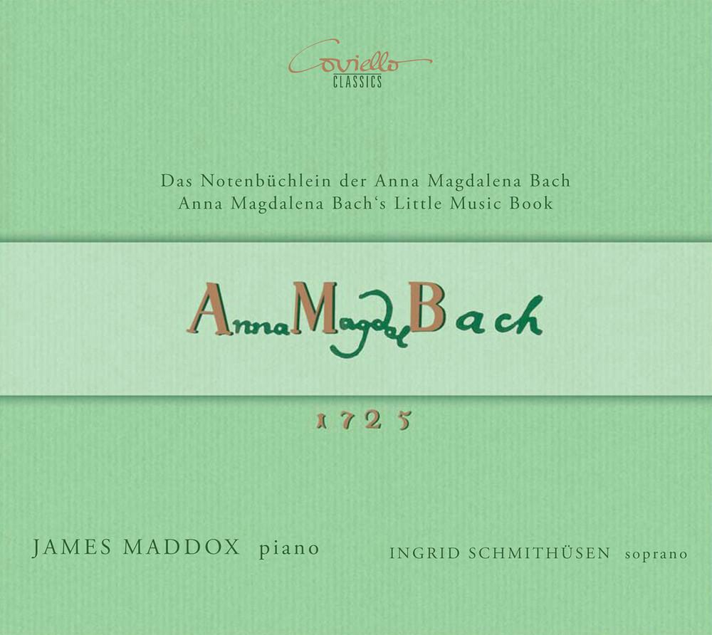 J Bach .S. / Maddox / Schmithusen - Das Notenbuchlein Der (2pk)