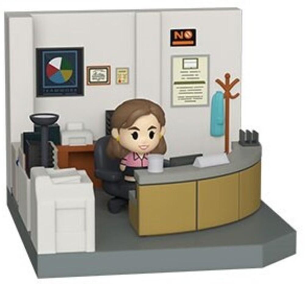 Funko Mini Moments: - The Office- Pam (Vfig)