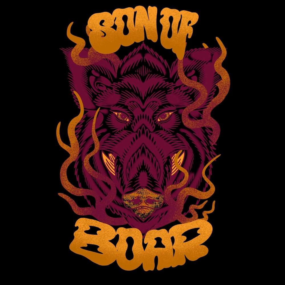 Son of Boar - Son Of Boar (Uk)