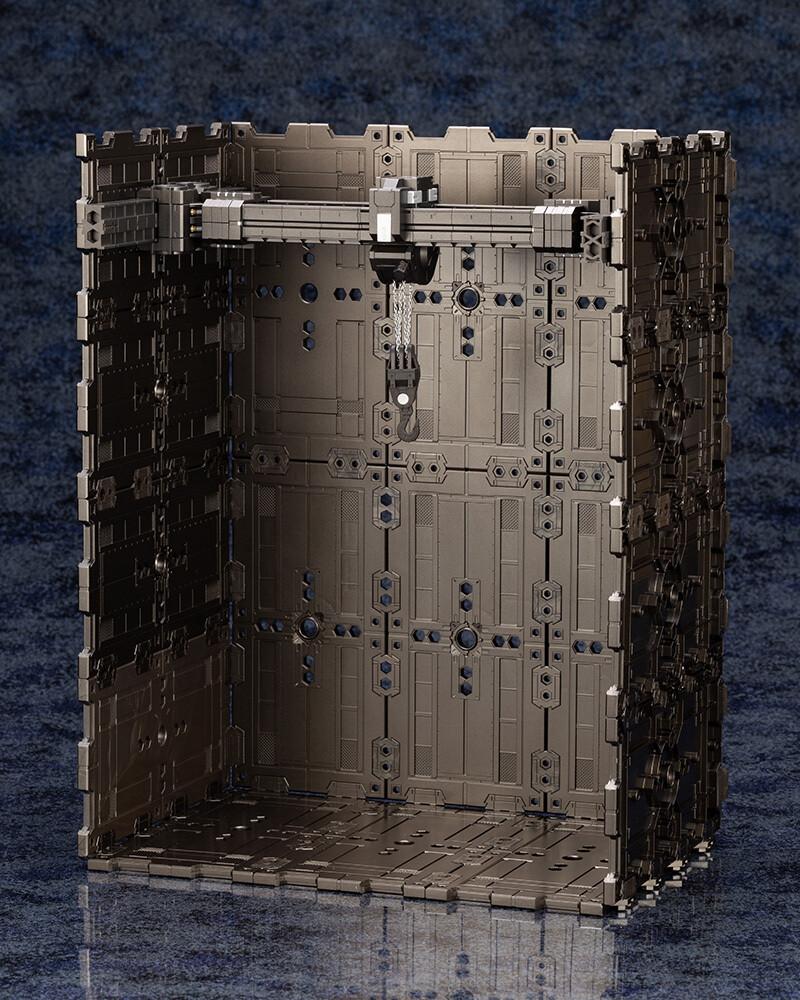 - Hexa Gear - Block Base Dx Arsenal Grid (Clcb)