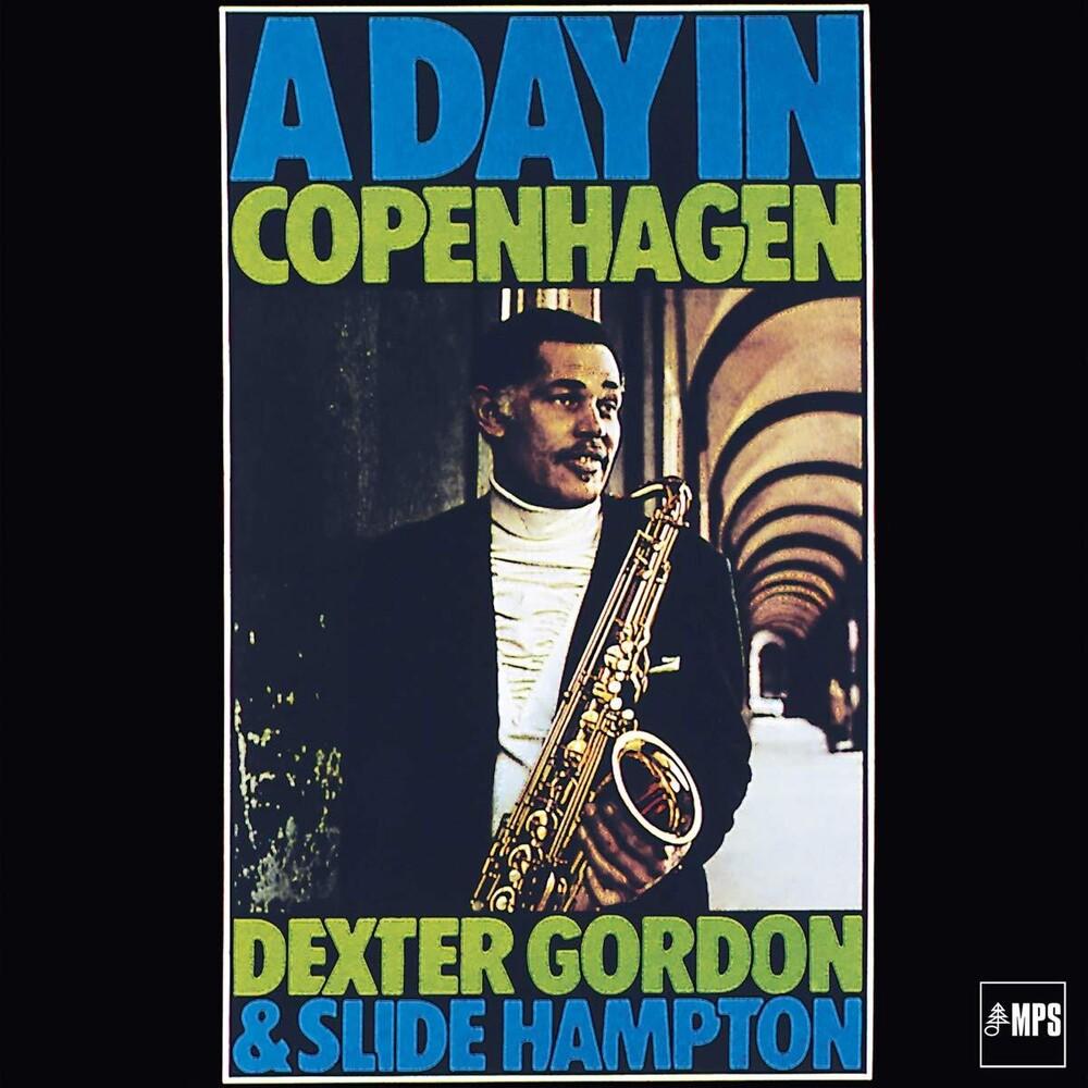 Dexter Gordon - Day In Copenhagen