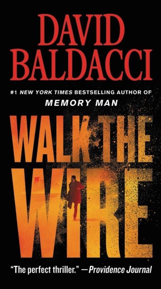 David Baldacci - Walk The Wire (Msmk) (Ser)