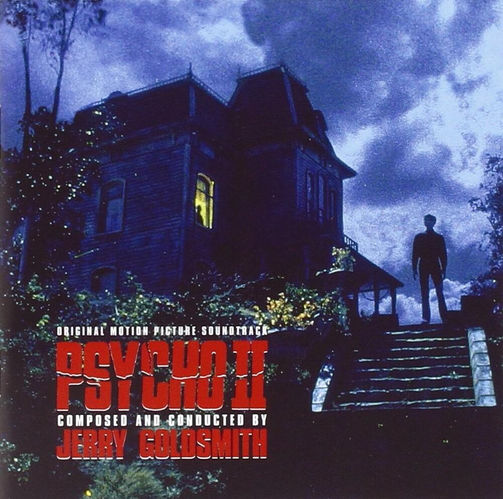 Jerry Goldsmith  (Ita) - Psycho Ii / O.S.T. (Ita)