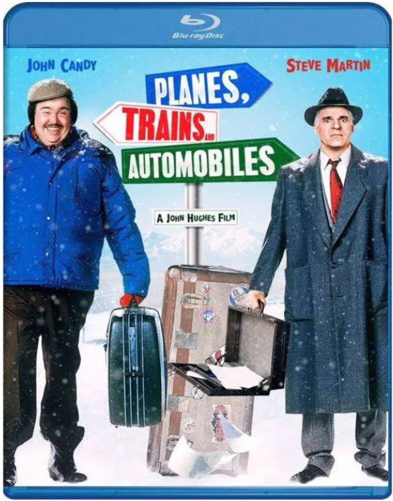 - Planes, Trains, And Automobiles