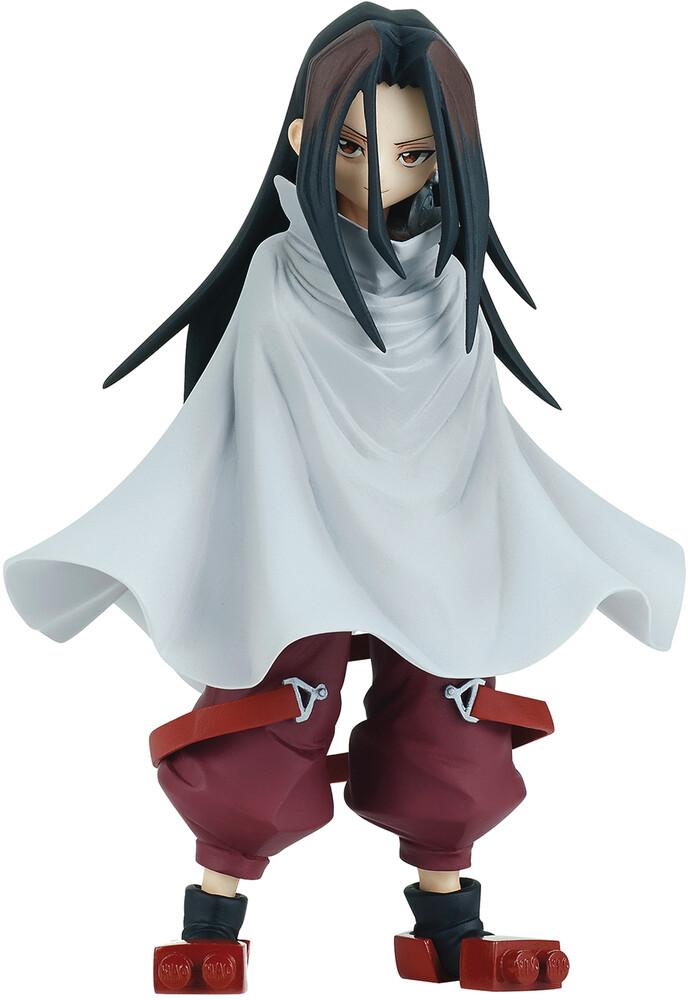 - Shaman King Hao Figure (Clcb) (Fig)