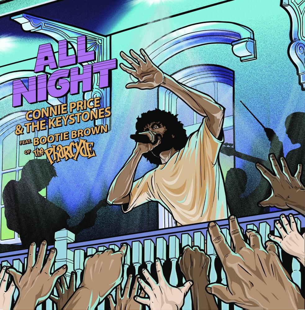 - All Night / All Night (Professor Shorthair Mix)