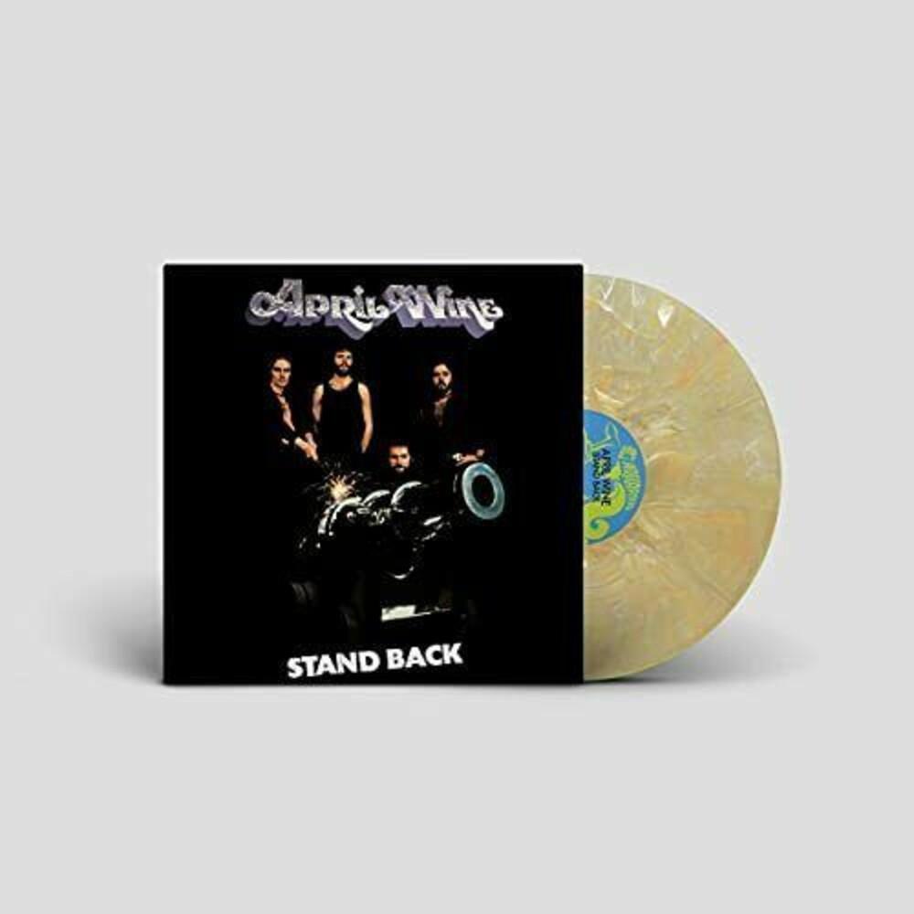 April Wine - Stand Back [Colored Vinyl] [180 Gram] (Org) (Slv) (Can)