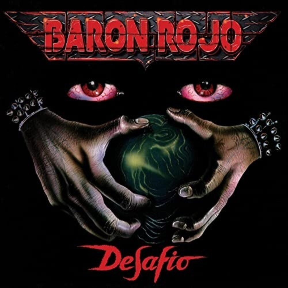 Baron Rojo - Desafio [Colored Vinyl] (Red) (Spa)