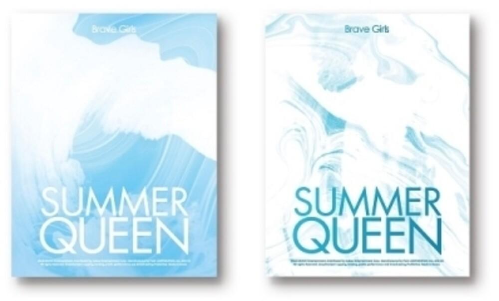 Brave Girls - Summer Queen (Stic) (Pcrd) (Phob) (Phot) (Asia)