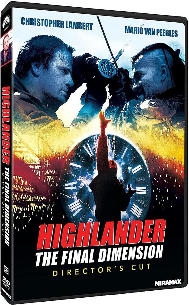 Highlander III: The Final Dimension - Highlander Iii: The Final Dimension / (Dir Amar)