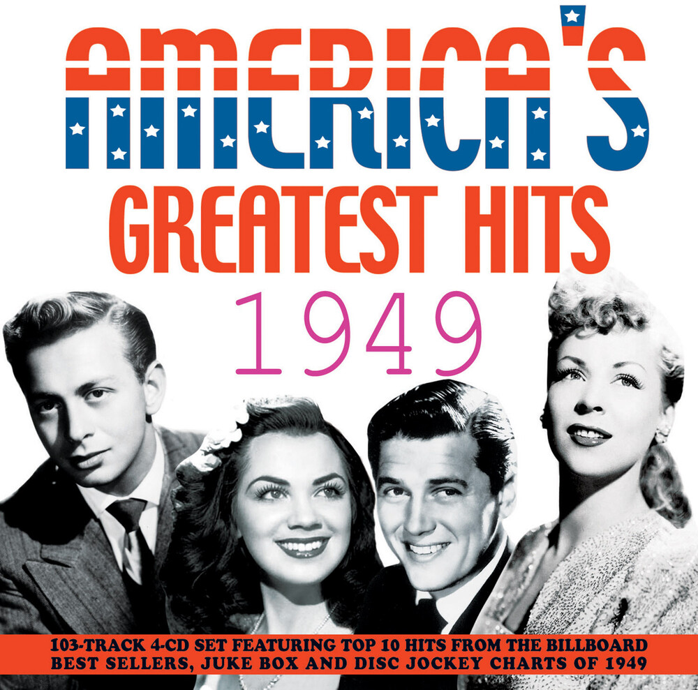 Various Artists - America's Greatest Hits 1949 (Various Artists)