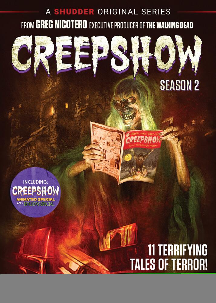 Creepshow, Season 2 DVD - Creepshow, Season 2 Dvd (2pc) / (2pk)
