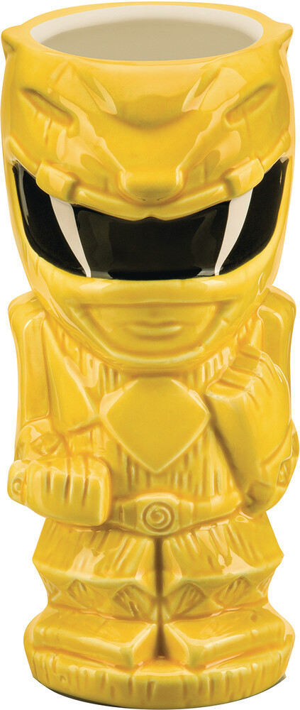 - Power Rangers Yellow Ranger Tiki Mug (Clcb) (Mug)
