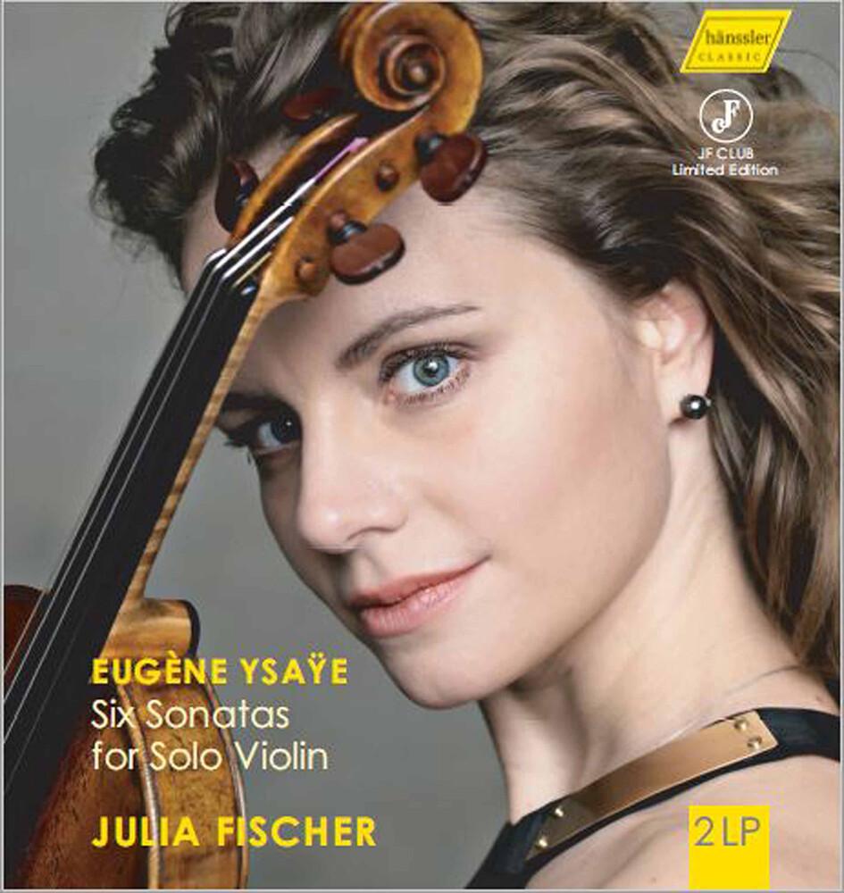 Ysaye / Julia Fischer - Six Sonatas For Solo Violin 27 (4pk)