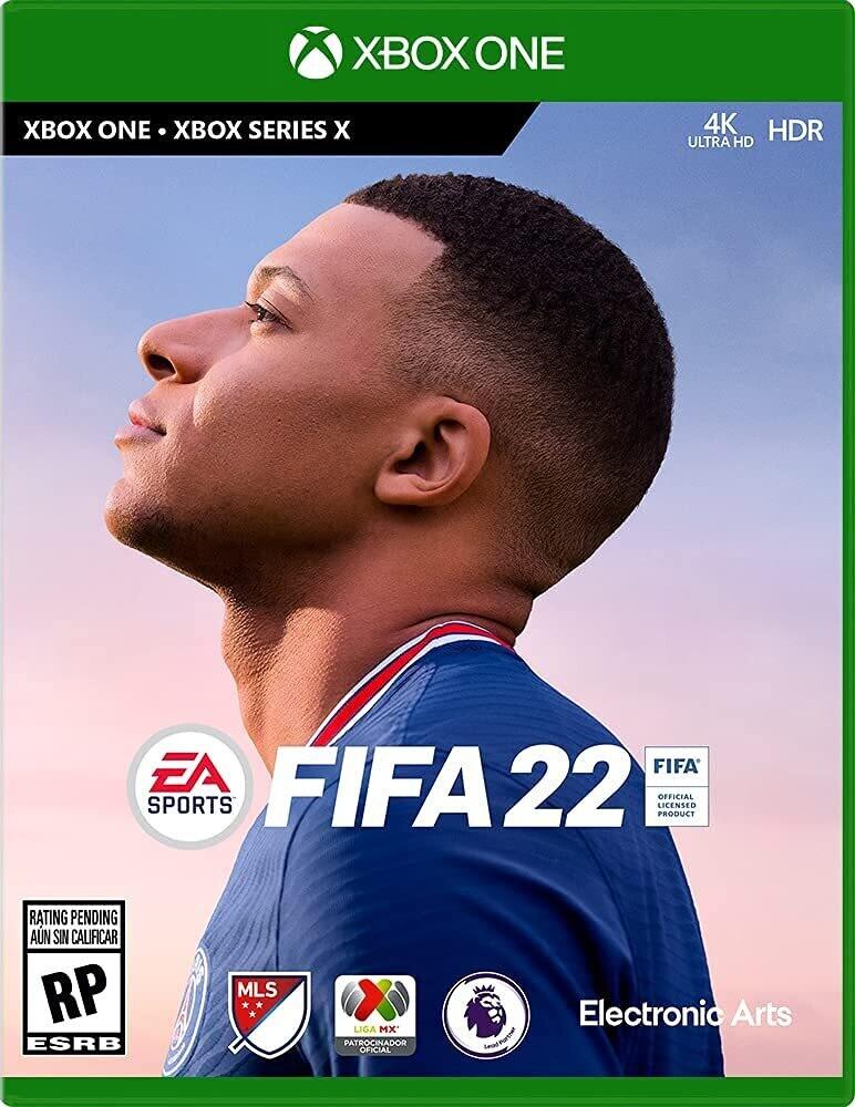 Xb1 FIFA 22 - Xb1 Fifa 22