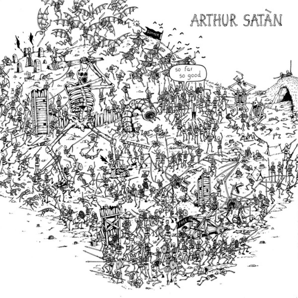Arthur Satan - So Far So Good (Uk)