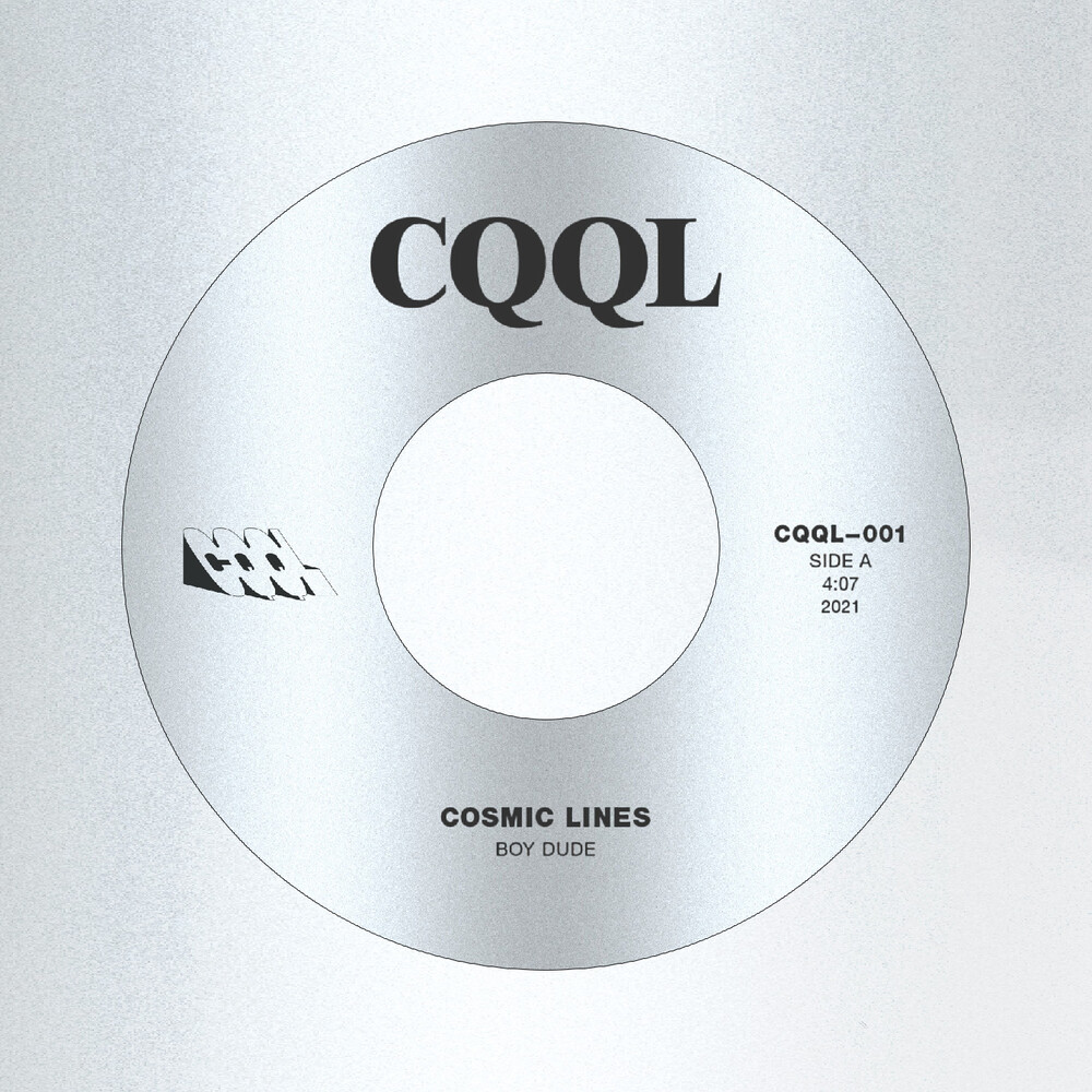 Boy Dude / Mickey De Grand Iv - Cosmic Lines / Geraldine