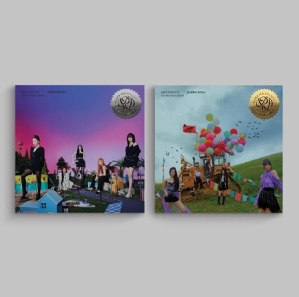 Red Velvet - Queendom (Photobook Version) (Post) (Phob) (Phot)