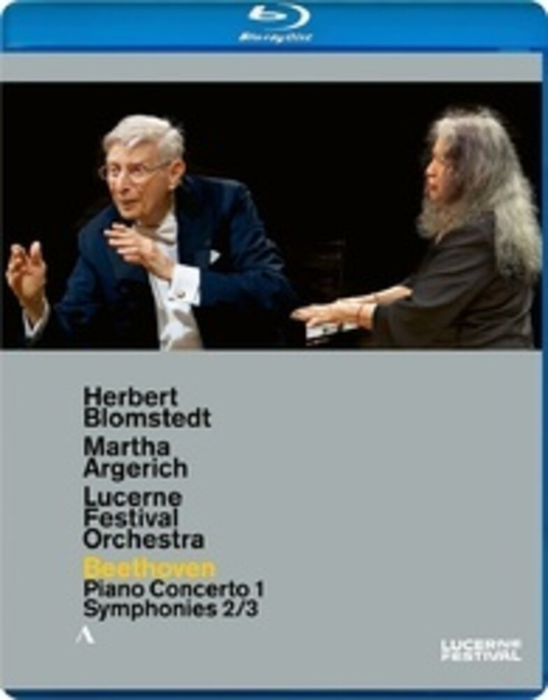 Beethoven / Lucerne Festival Orch / Blomstedt - Piano Concerto 1
