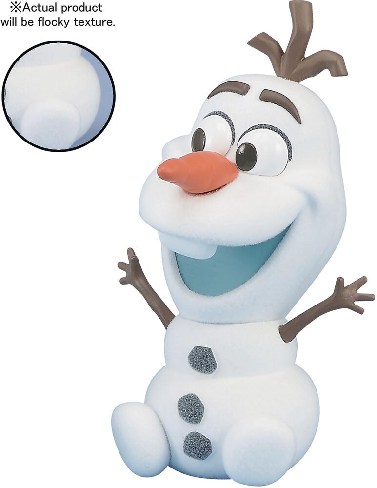 Banpresto - Disney Characters Fluffy Puffy Olaf Figure (Clcb)