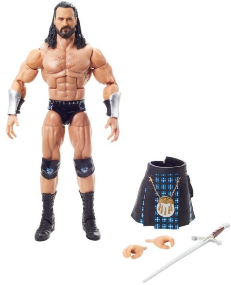 WWE - Wwe Elite Figure Drew Mcintyre (Afig) (Clcb)