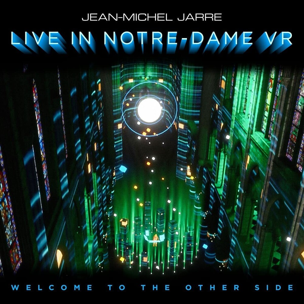 Jean Jarre -Michel - Welcome To The Other Side (Uk)