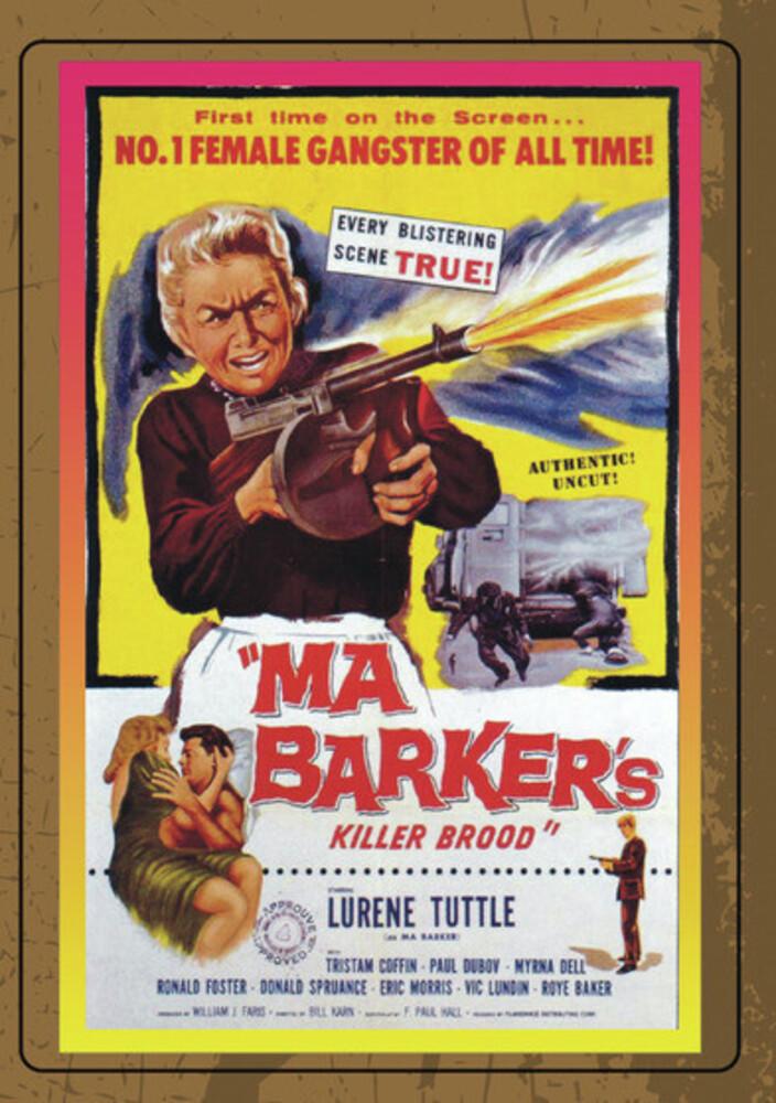 Ma Barker's Killer Brood - Ma Barker's Killer Brood / (Mod)