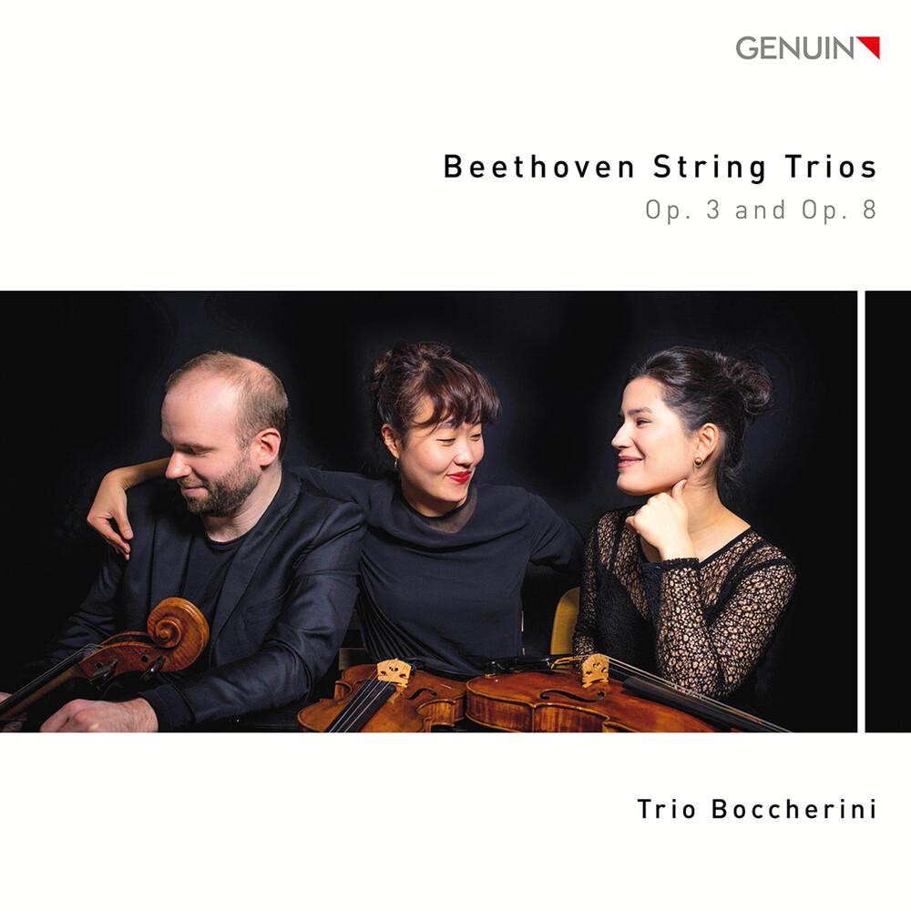 Beethoven / Trio Boccherini - String Trios 3 & 8