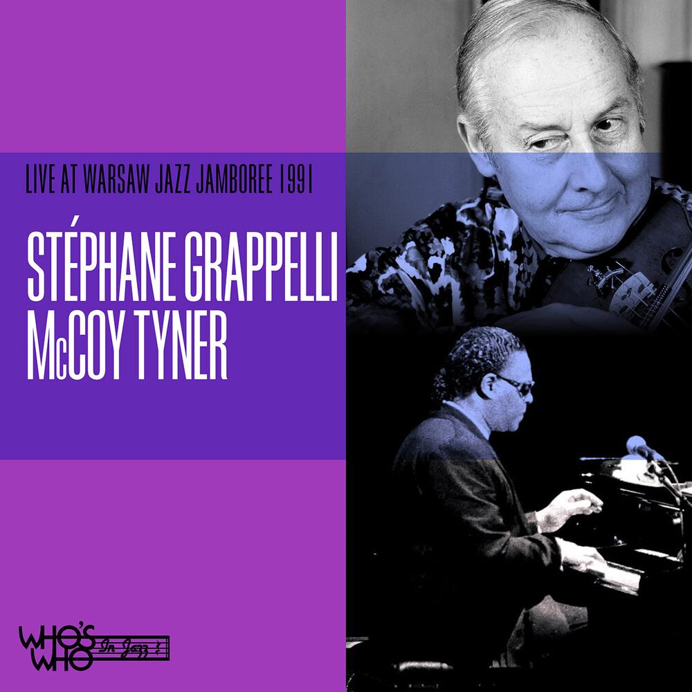 Grappelli, Stephane / Tyner, McCoy - Live at Warsaw Jazz Jamboree 1991