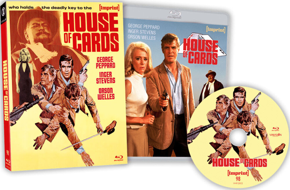 House Of Cards - House Of Cards / (Ltd Aus)