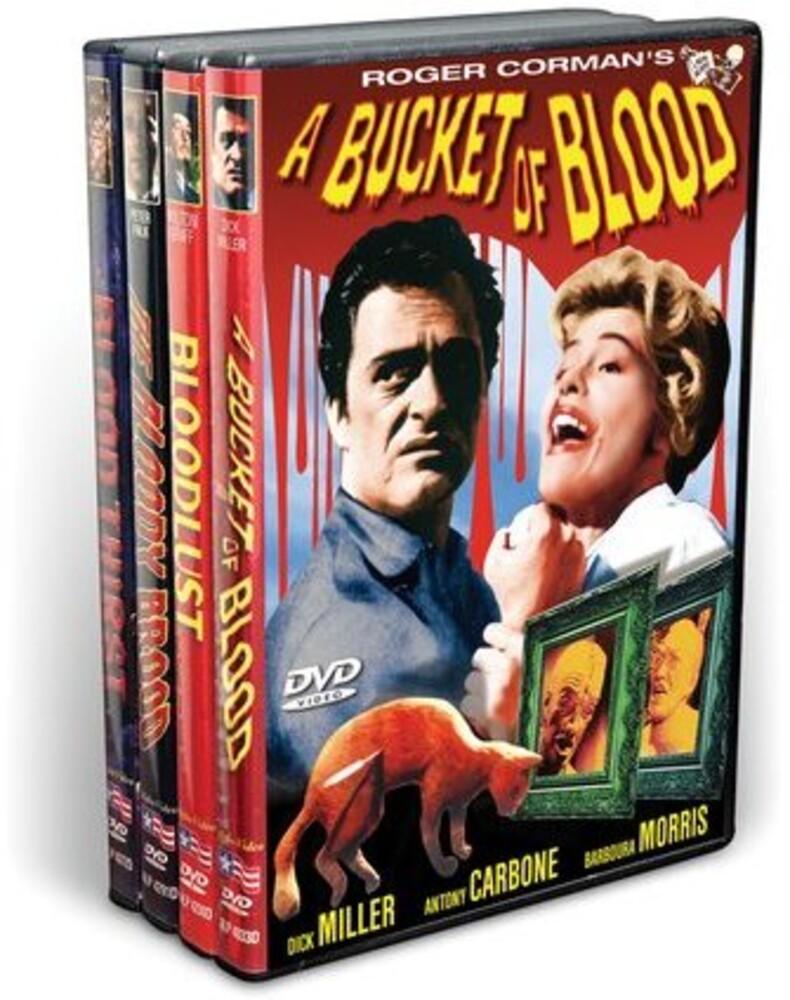 Bloody Cinema Collection - Bloody Cinema Collection (4pc) / (Mod 4pk)