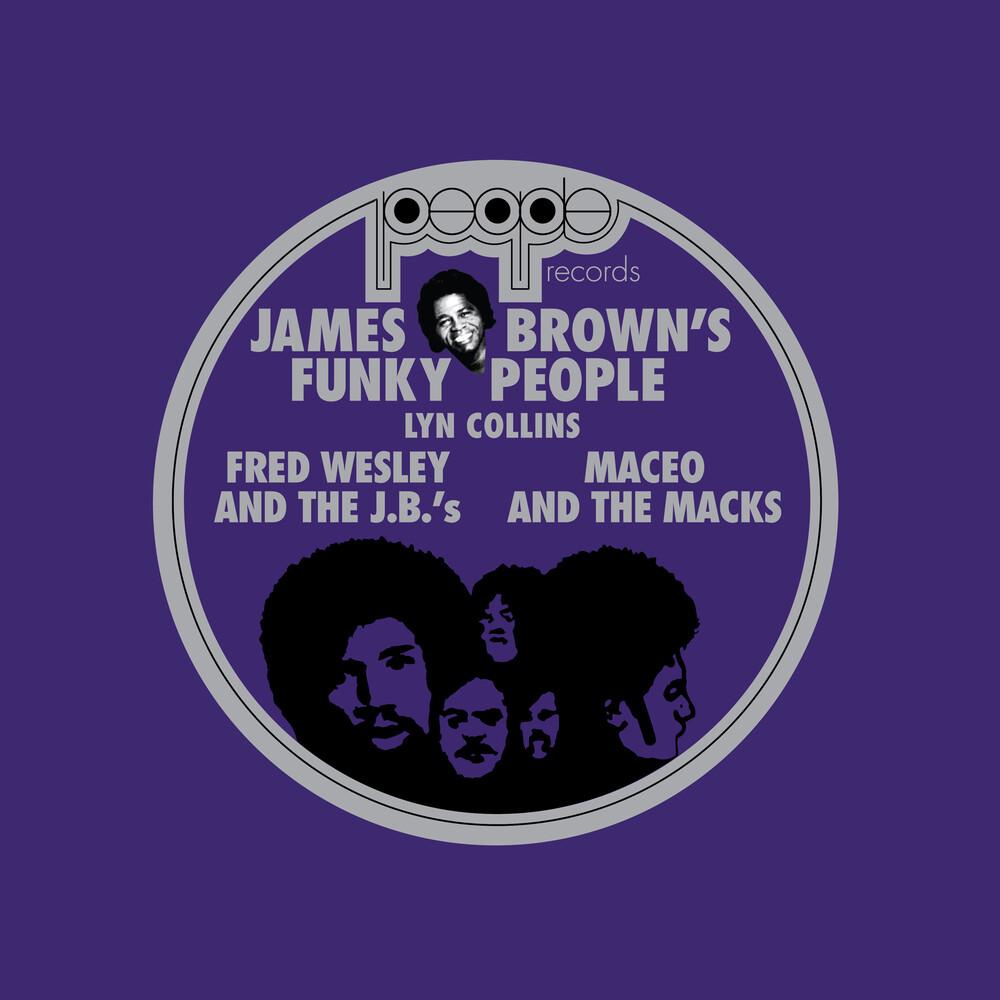 Various Artists - James Brown's Funky People Part 1 [LP]