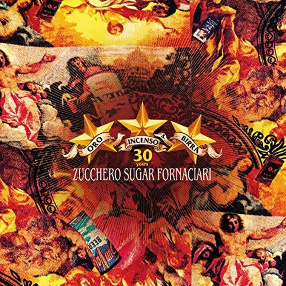 Zucchero - Oro Incenso & Birra: 30th Anniversary Edition