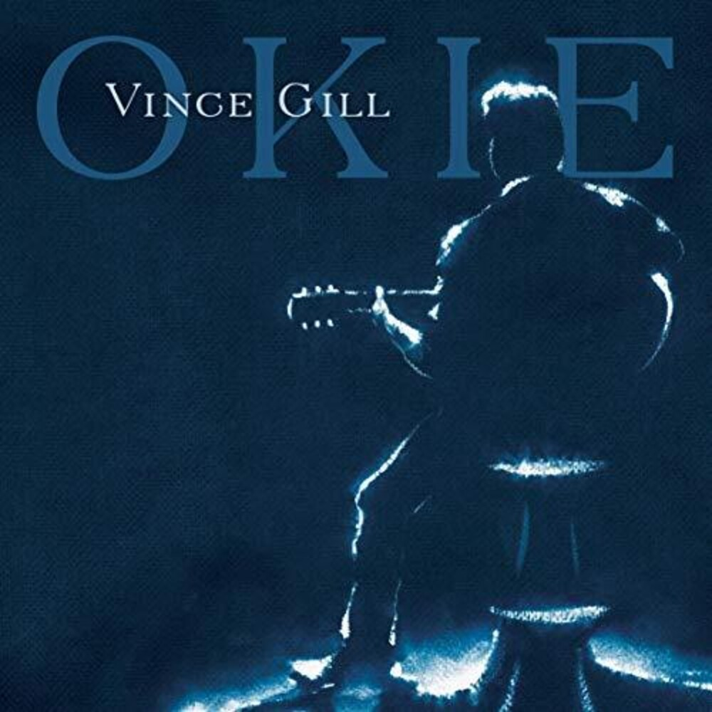 Vince Gill - Okie [LP]